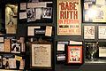 Babe Ruth Exhibit