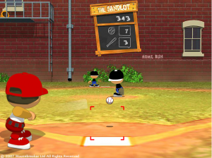 Image of Pinch Hitter Online Game