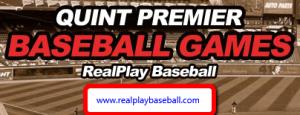 Quint Premier Baseball Games
