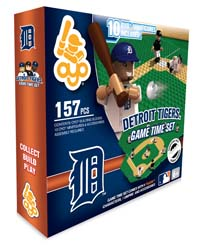OYO Detroit Tigers Game Time Set