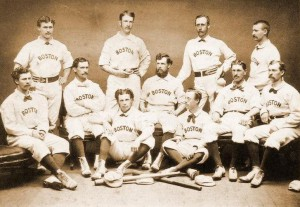 1874 Boston Red Stockings